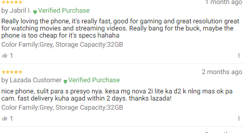 Honor 9 Lite Reviews From Lazada PH