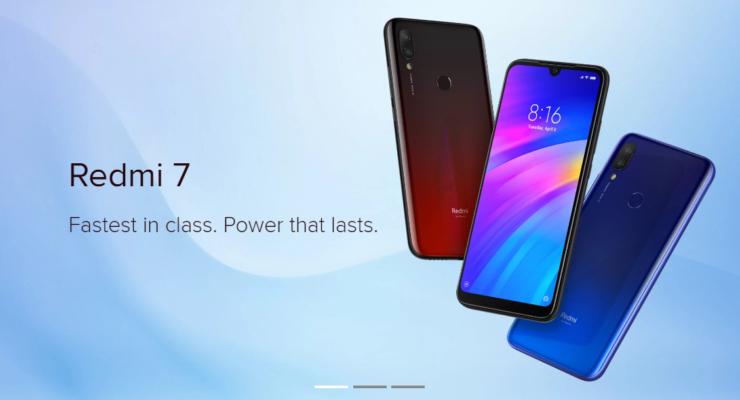 XiaoMi Redmi 7 Price and Specs