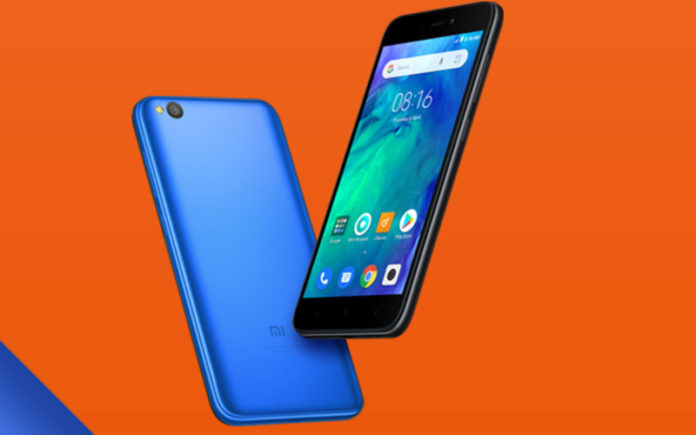 Discount for the smartphone XiaoMi RedMi Go for only P3, 490.00!